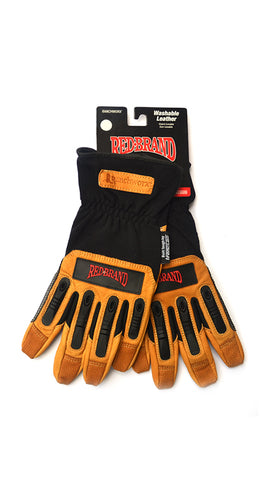 Red Brand RanchWorx® Leather Gloves