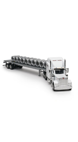 Keystone Die-Cast Flat Bed Truck