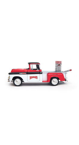 Red Brand Die-Cast '57 Chevy Pickup
