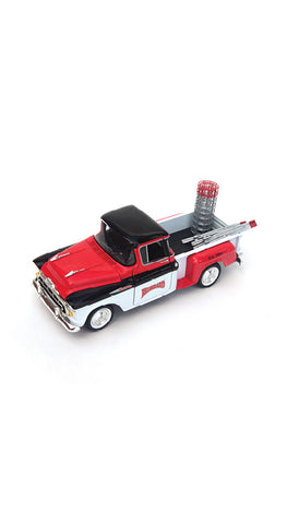 Red Brand Die Cast Truck