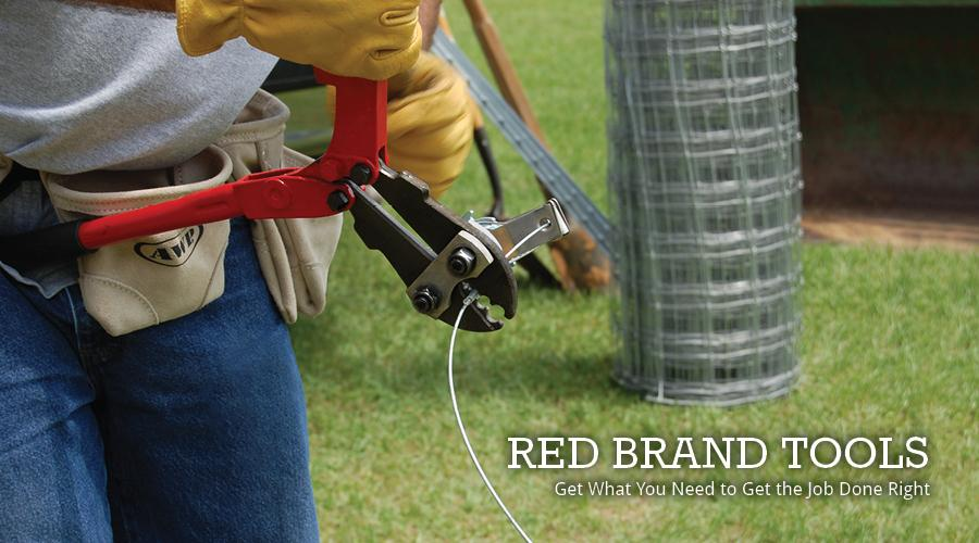 Red Brand Fence