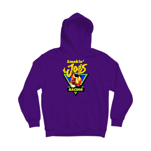 SMOKIN' JOES RACING HOODIE - PURPLE