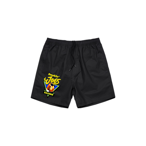 SMOKIN' JOES RACING SHORTS - BLACK
