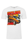 WILBUR OUTLAWS T-SHIRT - WHITE