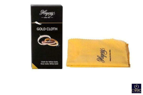 Hagerty Jewellery & Watches:Other Jewellery Hagerty Gold Cleaning Cleansing Polishing Shine Cloth