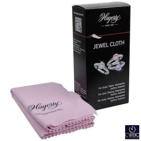 Hagerty Jewellery & Watches:Other Jewellery Hagerty Jewel Cloth