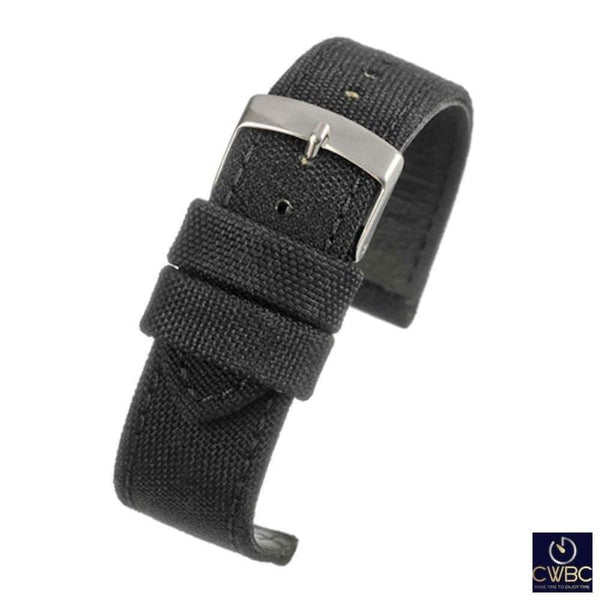 LBS Jewellery & Watches:Watches, Parts & Accessories:Wristwatch Straps 20 LBS Premium Range Fabric Watch Strap