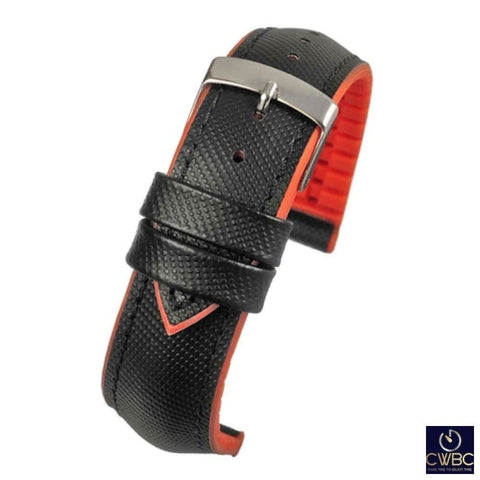 LBS Jewellery & Watches:Watches, Parts & Accessories:Wristwatch Straps 20 LBS Premium Range Performance Watch Strap