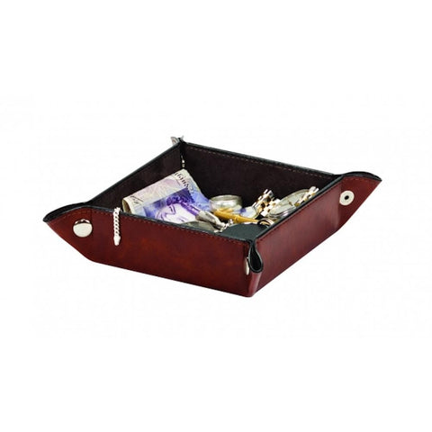 Mele & Co Valet Coin Tray by Mele & Co. Raffles range