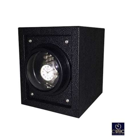 Orbita Jewellery & Watches:Watches, Parts & Accessories:Boxes, Cases & Watch Winders Orbita Piccolo Single Watch Winder - Black