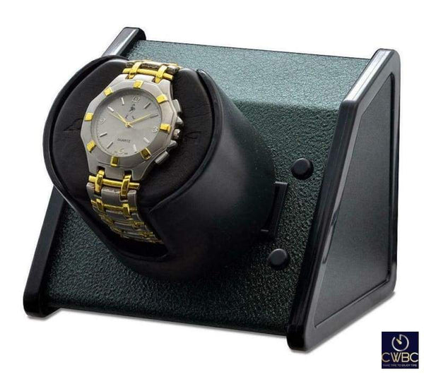 Orbita Jewellery & Watches:Watches, Parts & Accessories:Boxes, Cases & Watch Winders Orbita Sparta 1 Bold Single Watch Winder - Green
