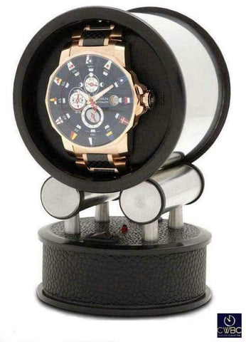 Orbita Jewellery & Watches:Watches, Parts & Accessories:Boxes, Cases & Watch Winders Orbita Voyager Travel Single Watch Winder