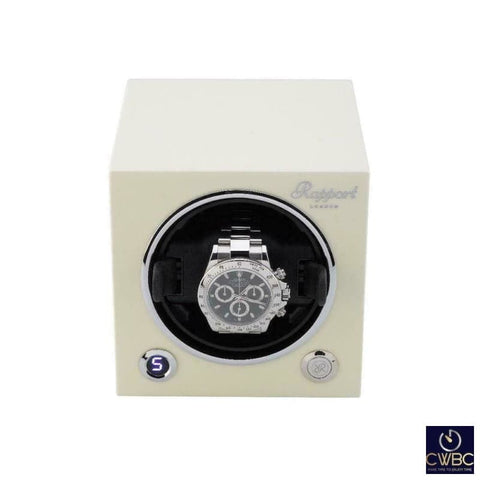 Rapport Jewellery & Watches:Watches, Parts & Accessories:Other Watches Rapport Evolution Single watch Winder MK2 in White