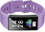 The Classic Watch Buyers Club Ltd Wristwatch Calypso Smartime Smart Watch Bluetooth Multifunction Fitness Tracker Lilac Purple