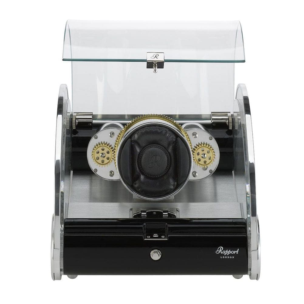 Rapport The Time Arc Mono Watch Winder - a work of art.