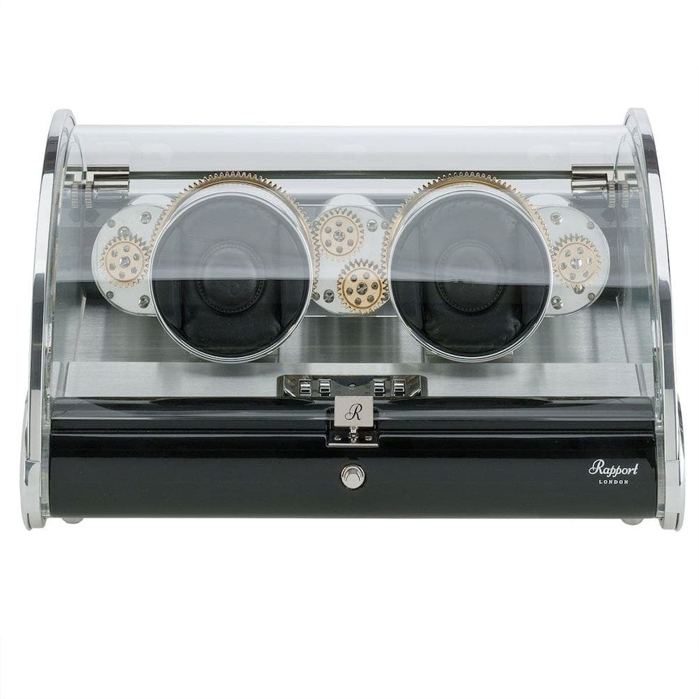 Rapport The Time Arc Duo 2 Watch Winder - A work of art.