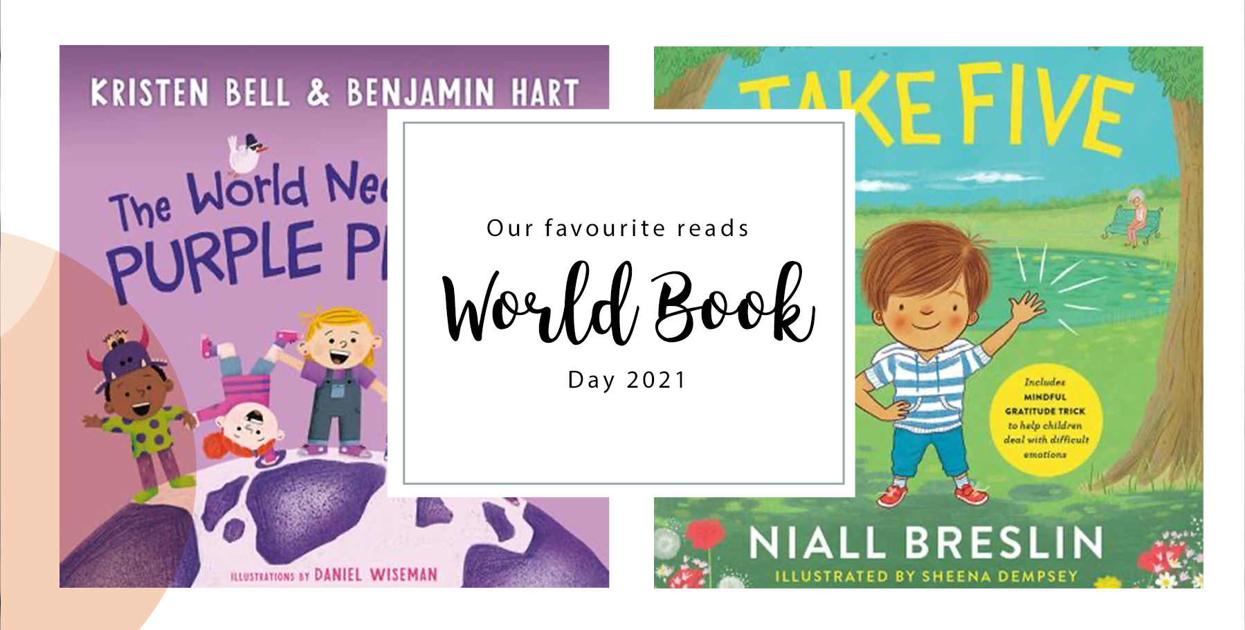 5 of our favourite kids books