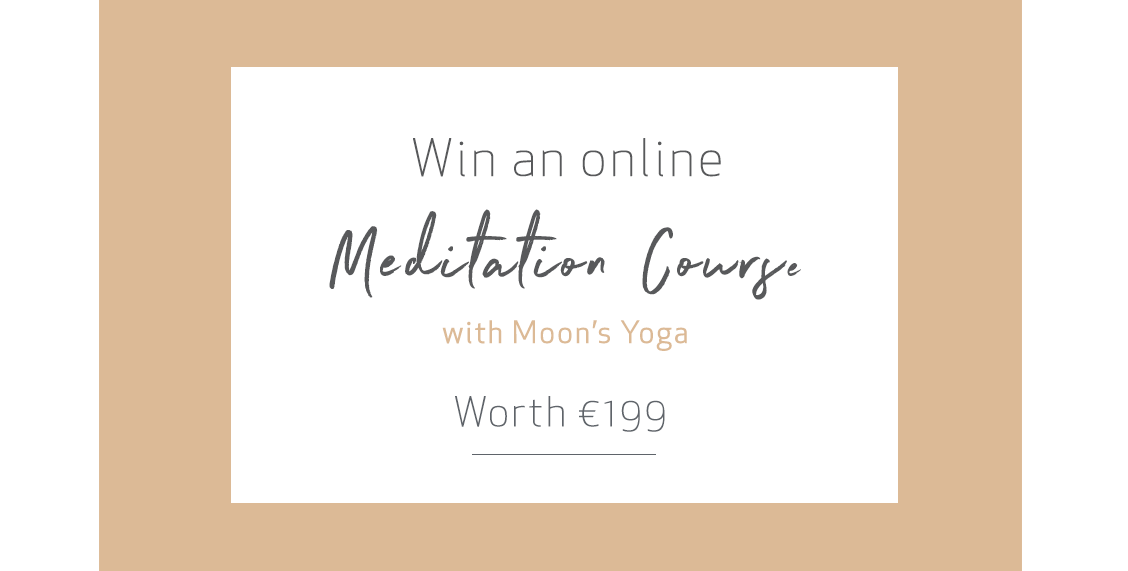 Win an Online Meditation Course