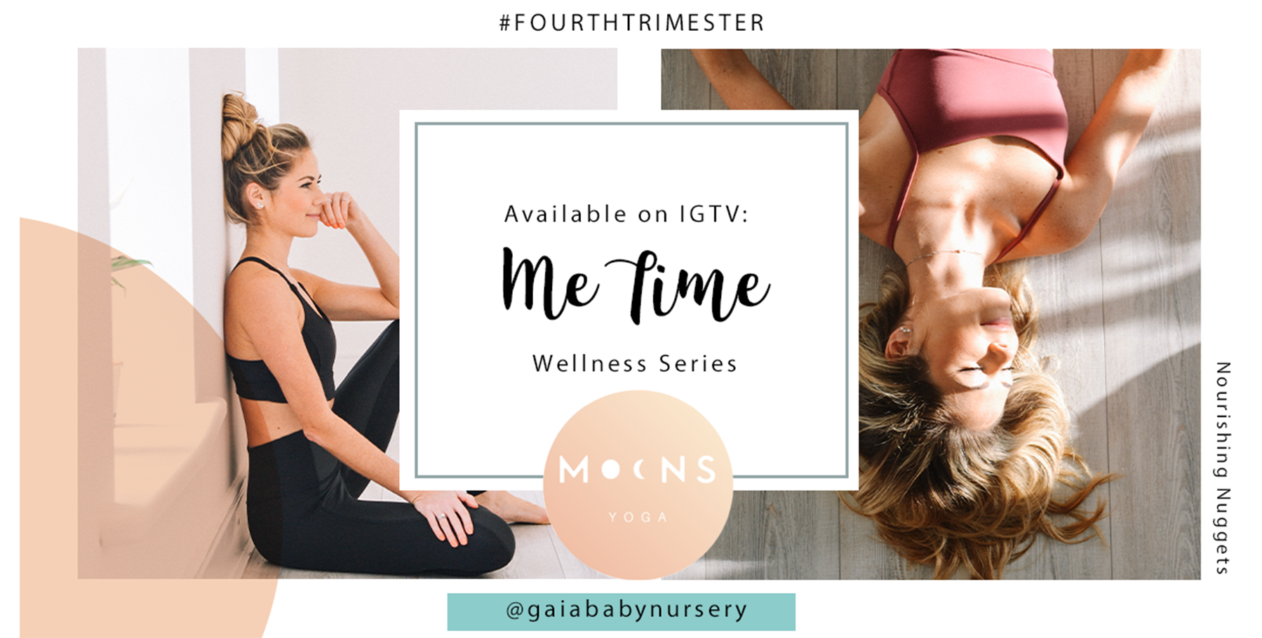 Fourth Trimester Wellness Series | Moon's Yoga