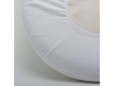 Serena Organic Fitted Sheet <br> Co-Sleeping Crib