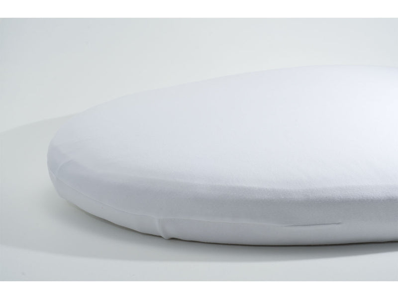Serena Organic Fitted Sheet <br> Cot Bed