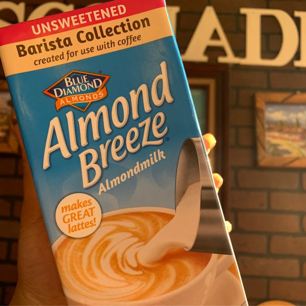 Almond milk 32 oz.