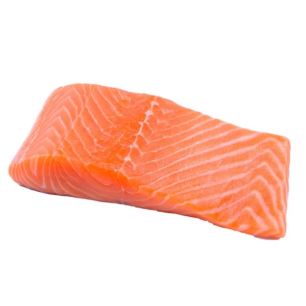 FRESH SALMON ATLANTIC PREMIUM 8 OZ. PORTIONS