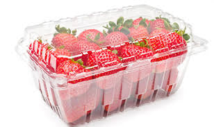 Strawberries per lb