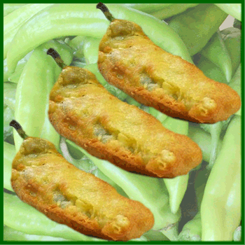 Chile Rellenos Frozen by dozen