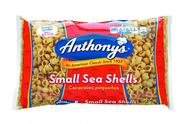 Anthony Small Sea Shells