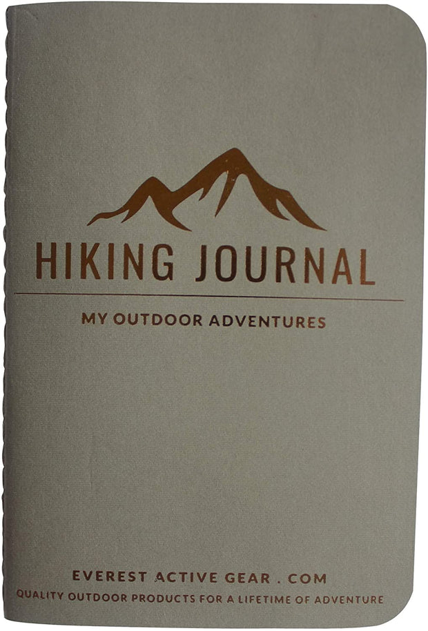 Everest Hiking Passport Journal