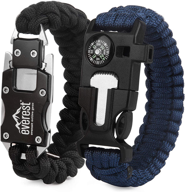 Paracord Emergency Bracelet