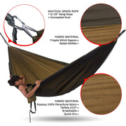 2 person camping hammock