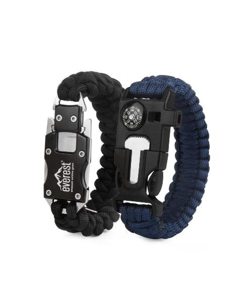 Everest Paracord Survival Bracelet