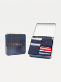 TOMMY HILFIGER CALZE 4PACK GIFT RIGHE