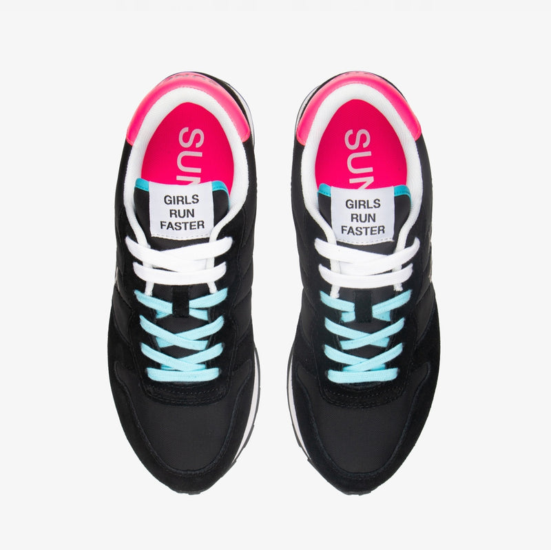 SUN68 SNEAKERS ALLY SOLID DONNA