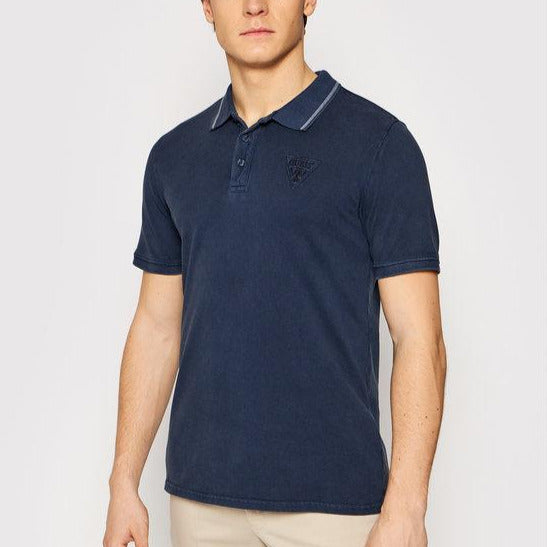 GUESS POLO MC CEDRIC UOMO