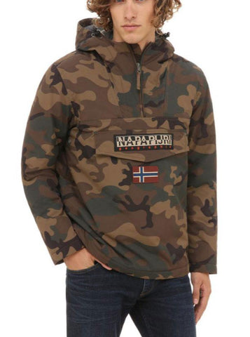 GIUBBOTTO RAINFOREST WINTER CAMOUFLAGE UOMO