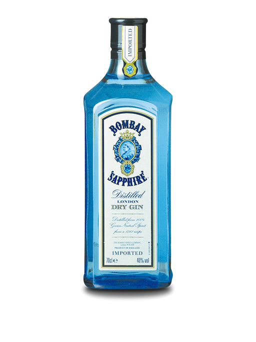 BOMBAY SAPPHIRE GIN 40% 70 CL. (4448837795920)