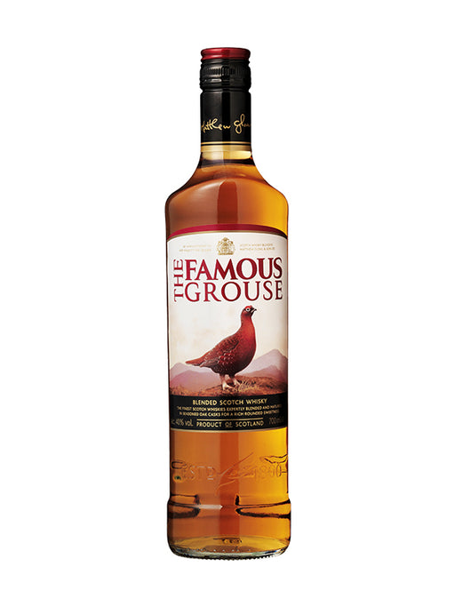 The Famous Grouse 40% 70 cl. (4448764133456)