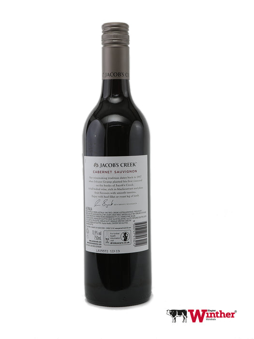 Jacobs Creek Cab. Sauv. Australien (4761695060048)