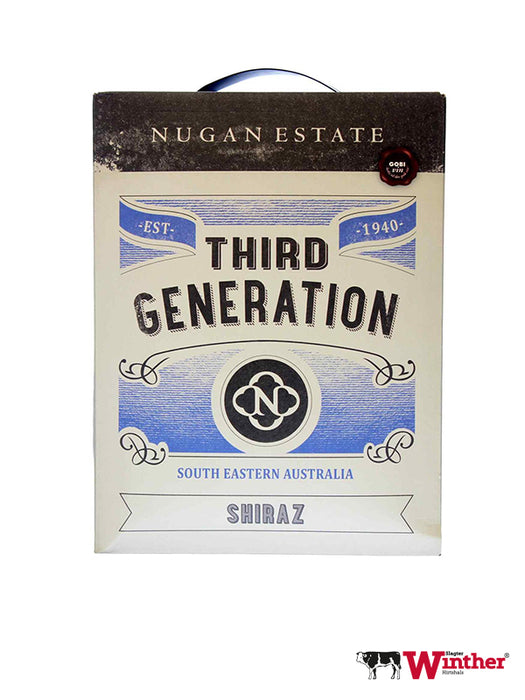 Nugan Third Generation Shiraz 3 l. (4449656471632)