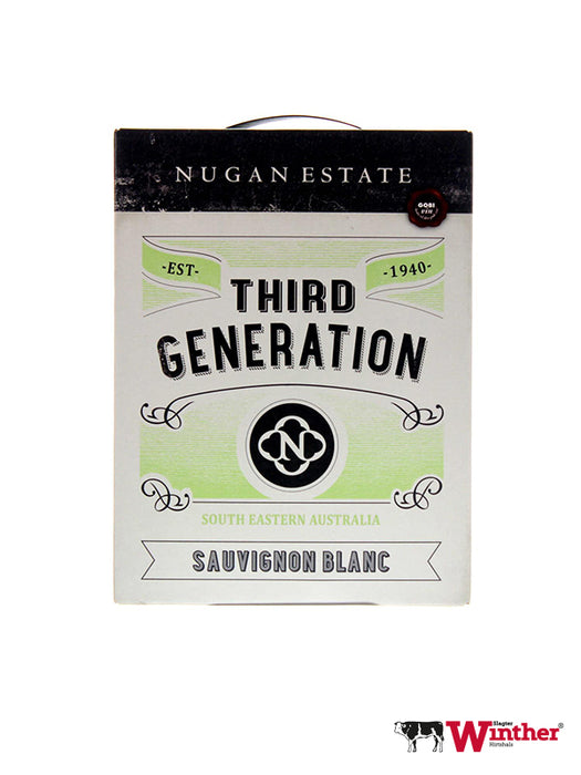 Nugan estate third generation sauvignon blanc (4449662468176)