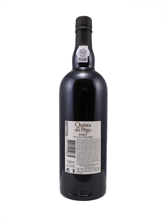 Quinta do pego port LBV 2014 Unfiltered (4434666291280)