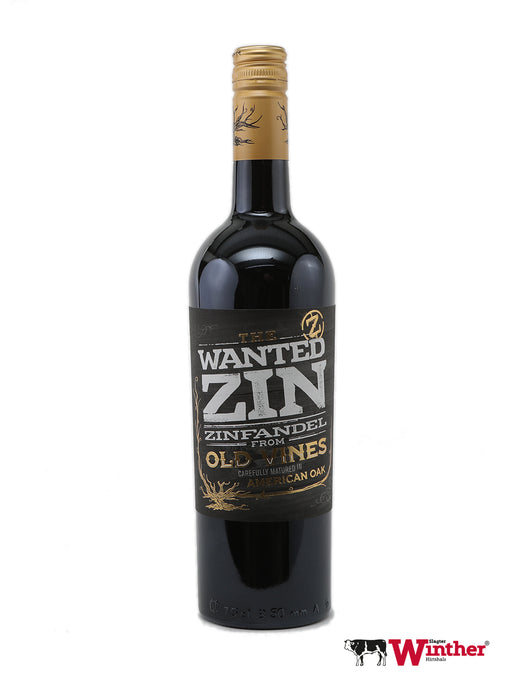 The Wanted Zin Zinfandel (4761686736976)