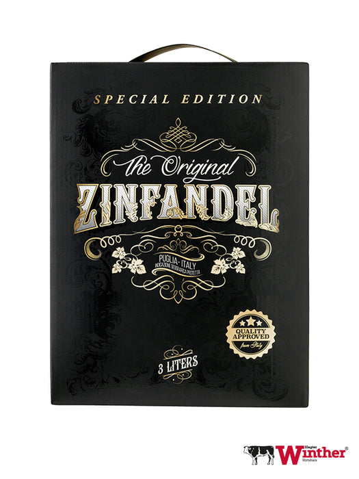 The Original Zinfandel Black, 300 CL - 13%