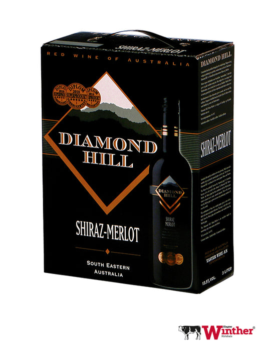 Diamond Hill Shiraz-Merlot, 300 CL - 13,5% (4449641889872)