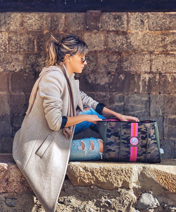 THE WOMAN BEHIND THE BAG: ANE HERNANDO