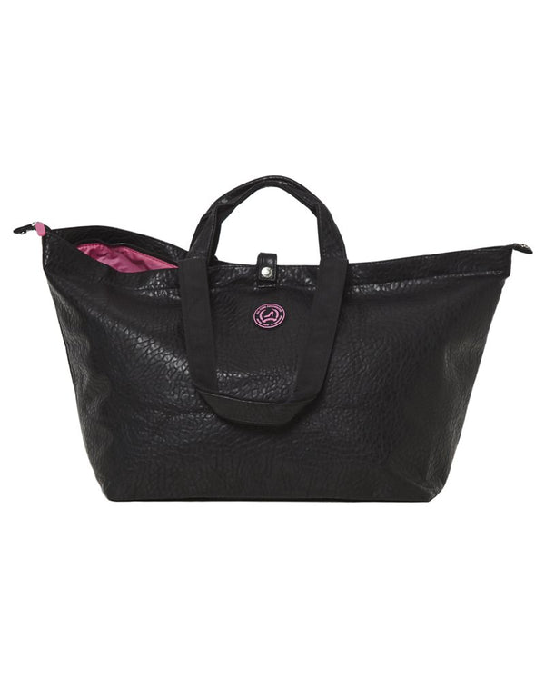 Bolso Shopper Mediano Cocodrilo Negro All-time Favourites