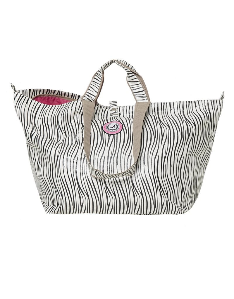 Bolso Shopper Mediano Cebra All-time Favourites